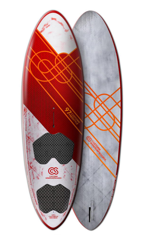 Custorm Freestyle Board 97L